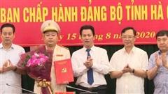 Ban Bí thư Trung ương Đảng chỉ định, chuẩn y nhân sự Công an nhân dân