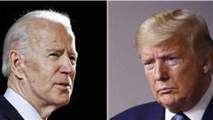 Ông Trump thu hẹp khoảng cách với đối thủ Joe Biden trước thời điểm bầu cử