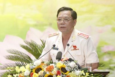 Thiếu tướng Nguyễn Hải Trung làm Bí thư Đảng ủy Công an TP Hà Nội