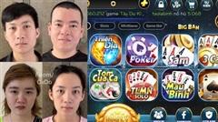 Triệt phá 'nhà cái' tổ chức đánh bạc qua mạng với số tiền hơn 70 tỷ đồng