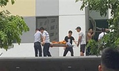 Thanh niên khỏa thân rơi từ tầng 28 chung cư, tử vong