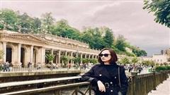 Lã Thanh Huyền: 'Tâm hồn tôi là một vườn hoa lá'