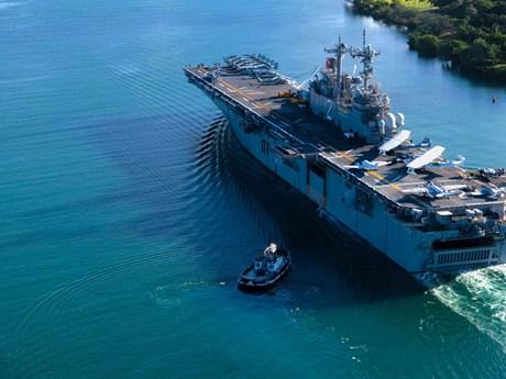 10 quốc gia tổ chức tập trận hải quân RIMPAC giữa đại dịch COVID-19