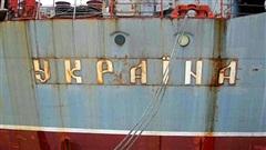 Ngành đóng tàu Ukraine suy tàn vì đoạn tuyệt với Nga