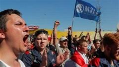 Sức ép gia tăng, Tổng thống Belarus công bố thời điểm chuyển giao quyền lực