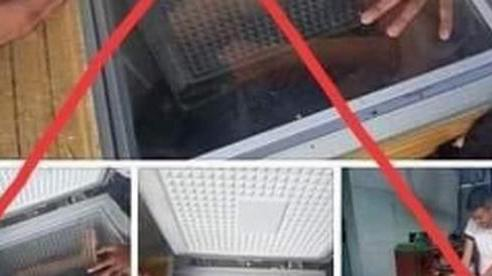 Bị triệu tập vì đăng thông tin bạn cùng xóm bị sát hại giấu xác trong tủ lạnh