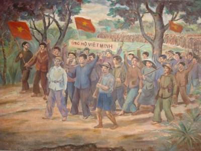 Lá cờ đầu của cuộc khởi nghĩa ở Thanh Hóa