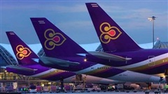 Thai Airways thua lỗ 900 triệu USD trong 6 tháng đầu năm