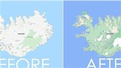 Có thể bạn không để ý nhưng Google Maps đã trở nên 'lòe loẹt' hơn và cũng chính xác hơn rất nhiều