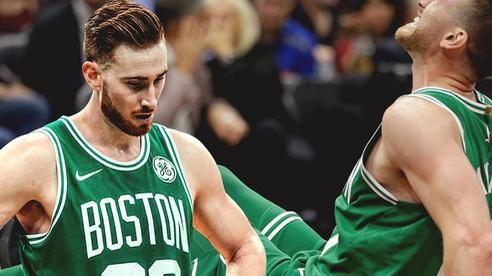 Điều NHM Boston Celtics lo lắng đã xảy ra: Gordon Hayward nghỉ 1 tháng sau chấn thương mắt cá chân