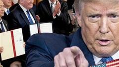 Ông Trump nói hoãn đàm phán thương mại với Trung Quốc
