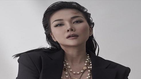 Siêu mẫu Thanh Hằng tung bộ ảnh mới đầy quyến rũ