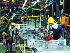 Doanh nghiệp ôtô trong nước sẽ được gia hạn nộp thuế tiêu thụ đặc biệt
