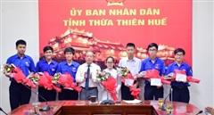Thừa Thiên Huế tuyên dương 'Học sinh danh dự toàn trường'