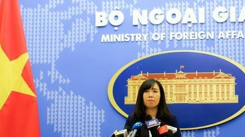 Bộ Ngoại giao thông tin Việt Nam- Hoa Kỳ phối hợp điều tra gian lận thương mại