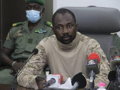 Mali: Đại tá Assimi Goita tuyên bố lãnh đạo chính quyền quân sự