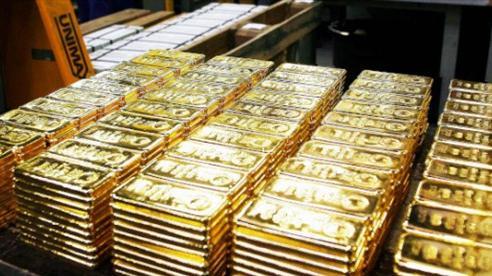 Giá vàng thế giới 20/8: Vàng giảm 3% sau cuộc họp của FED