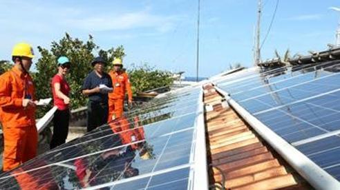 Phát triển điện mặt trời mái nhà khu vực miền Bắc dự kiến vượt 60% kế hoạch
