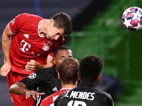 Thắng Lyon, Bayern Munich lập nhiều kỷ lục mới ở Champions League