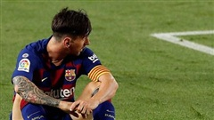Messi sẽ chia tay Barca?
