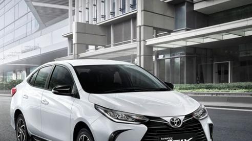 Toyota Thái Lan ra mắt Toyota Yaris và Yaris Ativ phiên bản nâng cấp