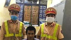 Hà Nội: CSGT dùng xe chuyên dụng truy bắt đối tượng trộm xe ô tô trong đêm