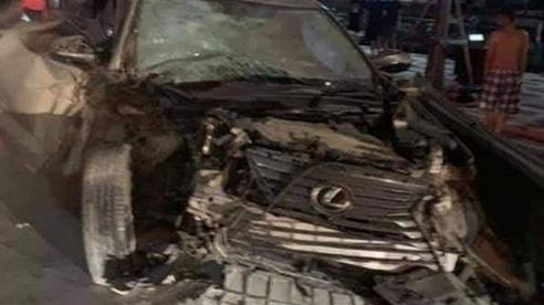 Danh tính gây sốc của nam thanh niên 22 tuổi lái Lexus gây tai nạn khiến nữ công an tử vong