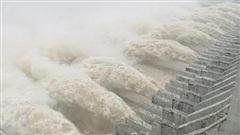 Đập Tam Hiệp đạt đỉnh lũ lớn nhất kể từ khi xây dựng