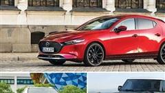 Những mẫu xe được trông đợi trong tháng 8