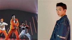 Erik nhảy cover bài debut của nhóm nam tân binh nhà YG quá ngầu, đến Thiều Bảo Trâm cũng phải thốt lên: 'Điên đảo quá!'