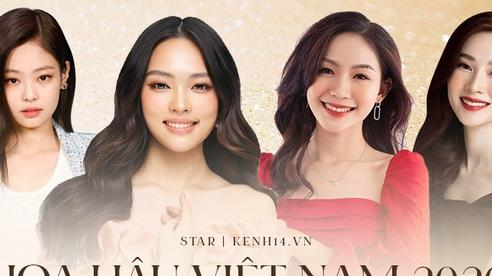4 thí sinh Hoa hậu Việt Nam 2020 gây sốt vì giống dàn sao hot: Hết 'na ná' Jennie (BLACKPINK) đến bản sao Đặng Thu Thảo