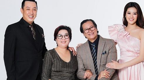 Hoa hậu Khánh Vân tiết lộ về gia đình thông gia