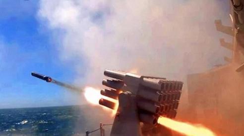Trung Quốc tập bắn đạn thật trong 3 ngày liền tại biển Hoa Đông
