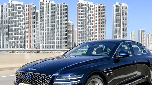 Hyundai bán xe sang vượt cả Mercedes-Benz và BMW
