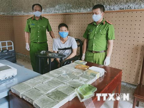 Điện Biên: Triệt phá hai chuyên án, thu giữ số lượng lớn ma túy