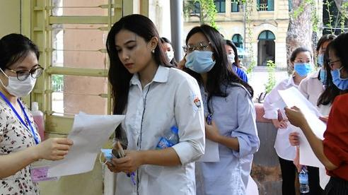 Điểm chuẩn, kết quả tuyển thẳng vào Trường đại học Sư phạm Hà Nội