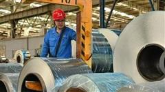Bộ Công Thương tiếp nhận hồ sơ chống bán phá giá với thép không gỉ cán nguội