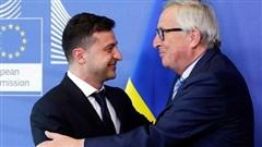 Ukraine muốn EU tăng trừng phạt Nga nhưng vẫn cần khí đốt