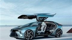 Lexus sắp ra mắt mẫu xe điện mới có ngoại hình giống SUV Coupe