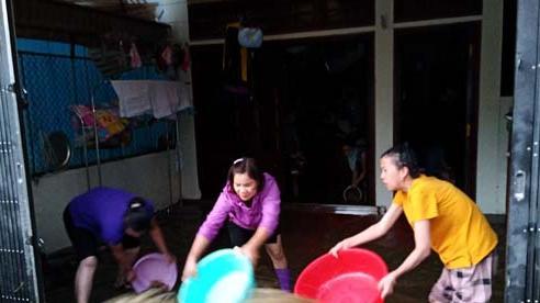 Mưa lũ gây nhiều thiệt hại tại Sơn La, Lai Châu