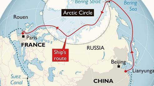 Con đường trở thành cường quốc vùng cực Bắc của Trung Quốc (Phần I)
