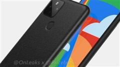 Xuất hiện hình ảnh Google Pixel 5 với cảm biến vân tay ở phía sau