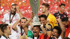 Người hùng Lukaku hóa tội đồ, Inter Milan dâng cúp cho Sevilla