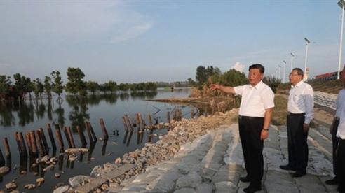 Đập Tam Hiệp giảm lưu lượng xả lũ, sắp đón mưa lớn