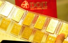 Giá vàng trong nước đang 'đắt' hơn 2 triệu đồng/lượng so với vàng thế giới