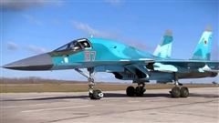 Mỹ ấn tượng với máy bay tiên tiến nhất Su-34