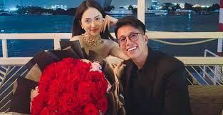 Hương Giang – Matt Liu kỷ niệm ngày yêu ngay sau tin đồn rạn nứt