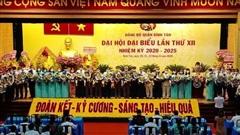 Ông Lê Văn Thinh tái đắc cử Bí thư Quận ủy Bình Tân