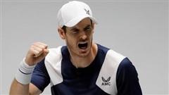 Andy Murray trở lại đấu trường đỉnh cao