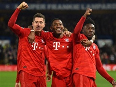 Bayern-Champions League - Từ nỗi đau tột cùng đến vỡ òa hạnh phúc